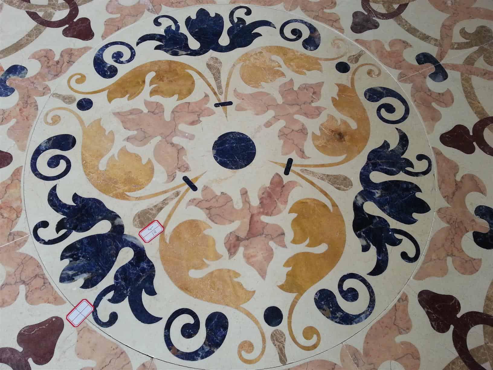 Palace Center piece